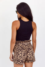Load image into Gallery viewer, Natalie Tie Waist Print Shorts