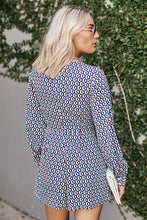 Load image into Gallery viewer, Lucia Geo Print Romper