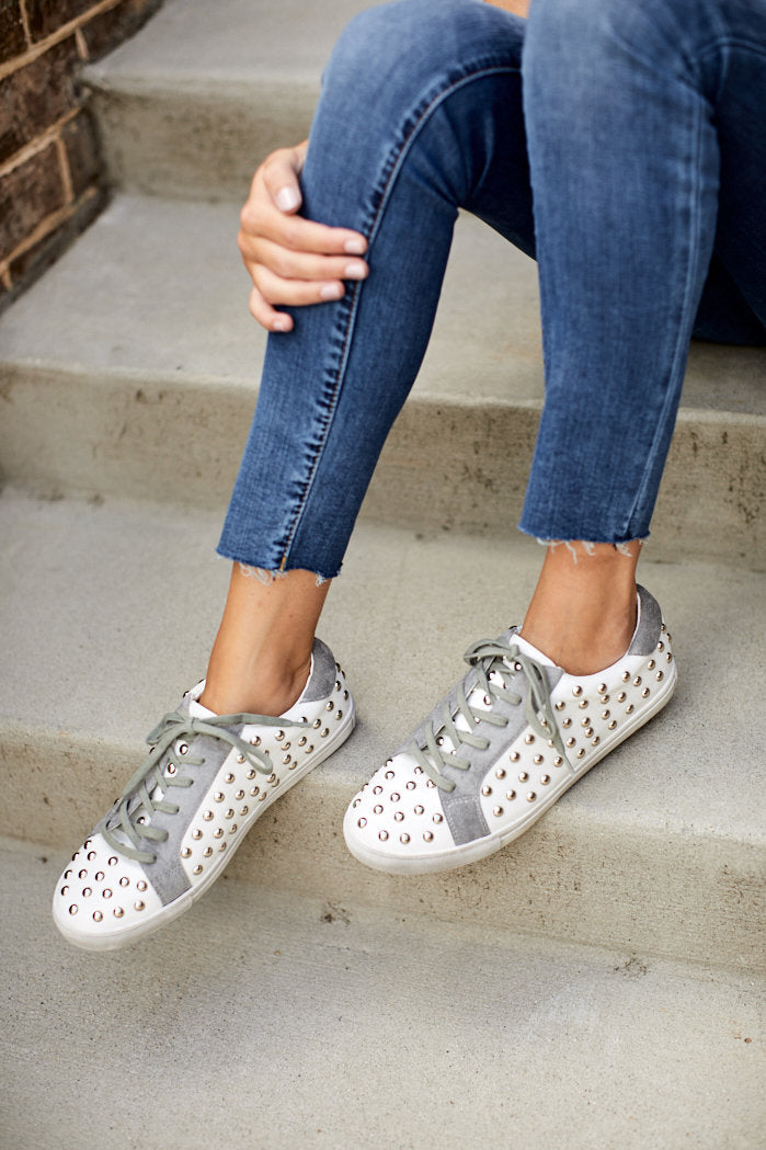 fab'rik - Quasar Studded Sneakers ProductImage-8279345397818