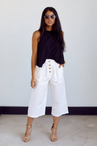 PreOrder Romy Cropped Pant