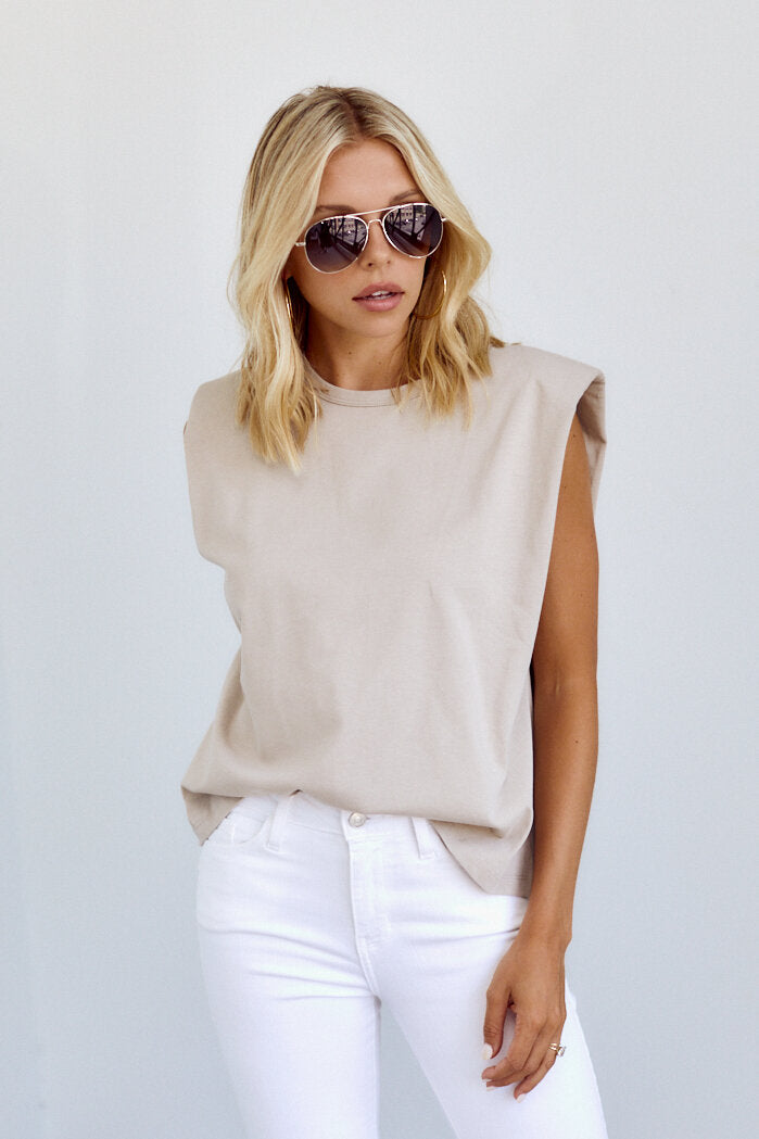 fab'rik - Crosby Shoulder Pad Tee ProductImage-14114823045178