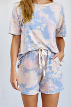 Load image into Gallery viewer, SALE - Chloe Tie Dye Lounge Short