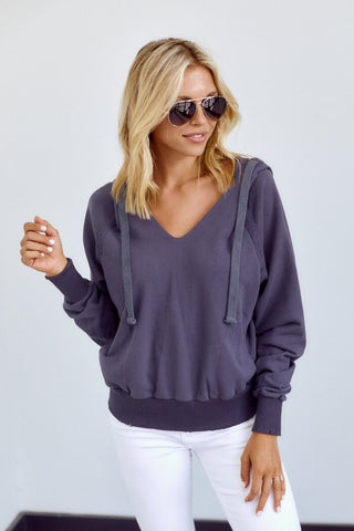 Massia Hooded Sweatshirt