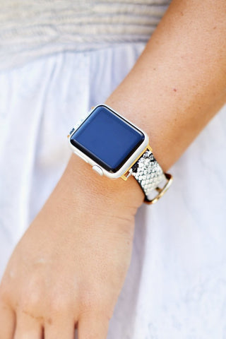 38mm Animal Print Apple Watch Band