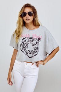 PreOrder Noelle Tiger Graphic Tee