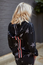 Load image into Gallery viewer, Maria Star Print Hoodie