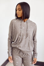 Load image into Gallery viewer, Salina Star Print Hoodie