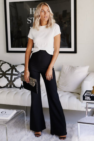 Willow High Waisted Trousers