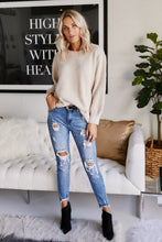 Load image into Gallery viewer, Jana Bubble Sleeve Sweater