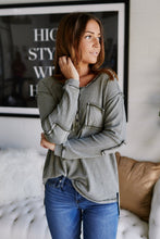 Load image into Gallery viewer, Britt Long Sleeve Thermal Top