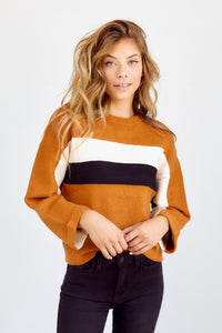 Stratton Colorblock Sweater