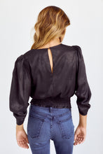 Load image into Gallery viewer, Loraine Wrap Style Blouse
