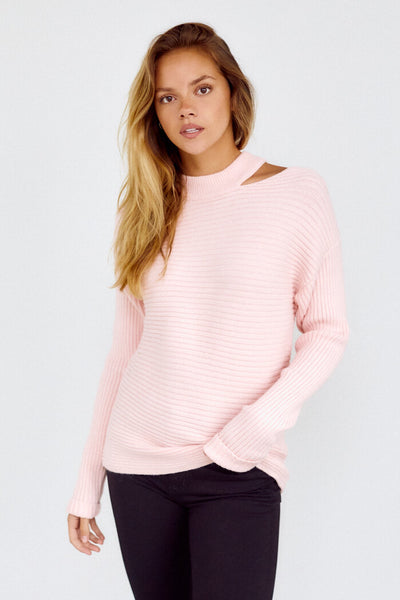 fab'rik - PreOrder Lonny Cut Out Sweater image thumbnail