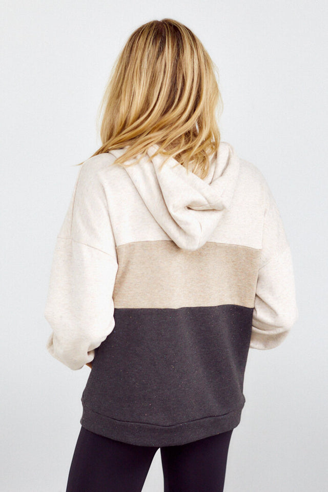 PreOrder Marlow Color Block Sweater