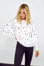 Load image into Gallery viewer, Memphis Star Print Sweatshirt