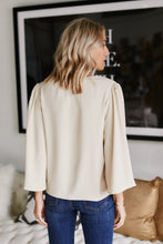 Load image into Gallery viewer, Celeste V-Neck Blouse