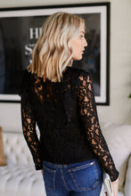 Load image into Gallery viewer, Reyna Ruffled Lace Top