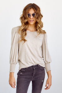 Callahan Puff Sleeve Top