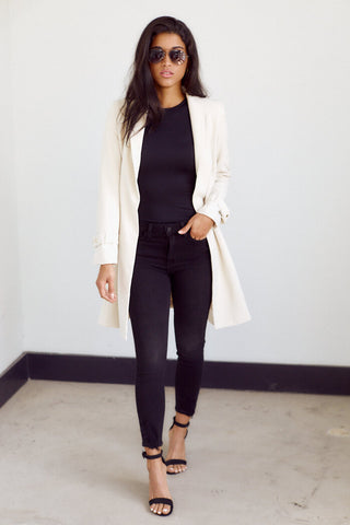 Lura Belted Trench Coat