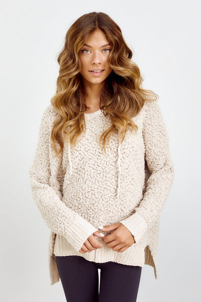 fab'rik - PreOrder Skylar Hooded Pullover Sweater image thumbnail