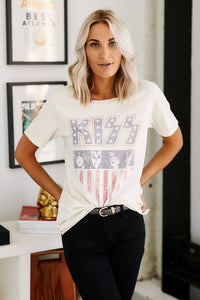 fab'rik - USA Kiss Tee ProductImage-11494401081402