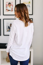 Load image into Gallery viewer, Z Supply Long Sleeve Pocket Tee