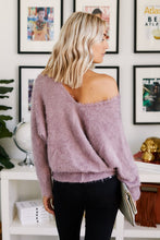 Load image into Gallery viewer, Wheeler Fuzzy Sweater