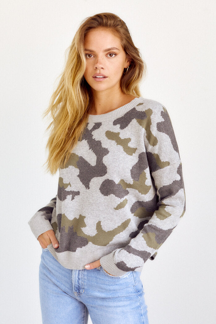 fab'rik - Marley Camo Sweater ProductImage-14261300592698