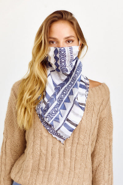 fab'rik - PreOrder Emerson Scarf Face Mask image thumbnail