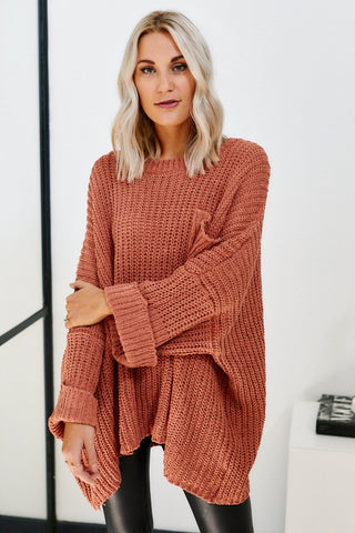 Spencer Boyfriend Sweater