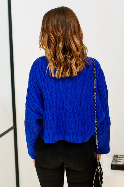 fab'rik - Aspen Cable Knit Sweater image thumbnail