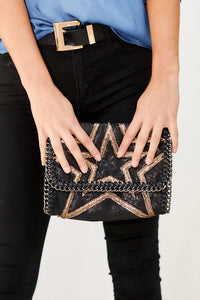 Galaxy Star Clutch