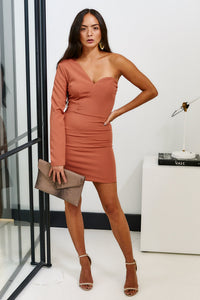 fab'rik - Tinsley One Shoulder Cocktail Dress ProductImage-11458698674234