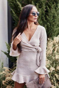 fab'rik - Cypress Long Sleeve Wrap Dress ProductImage-11464368586810