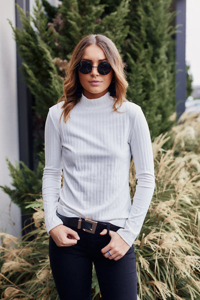 fab'rik - Annie Long Sleeve Turtleneck Top image thumbnail