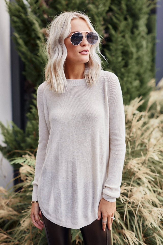Autumn Long Sleeve Top