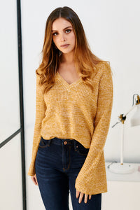 Jack By BB Dakota Thats So Retro Cropped Sweater