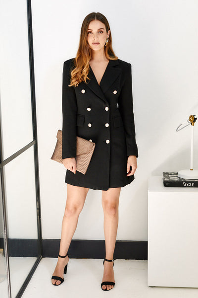 fab'rik - Asher Alvin Blazer Dress image thumbnail
