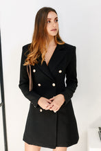 Load image into Gallery viewer, Asher Alvin Blazer Dress