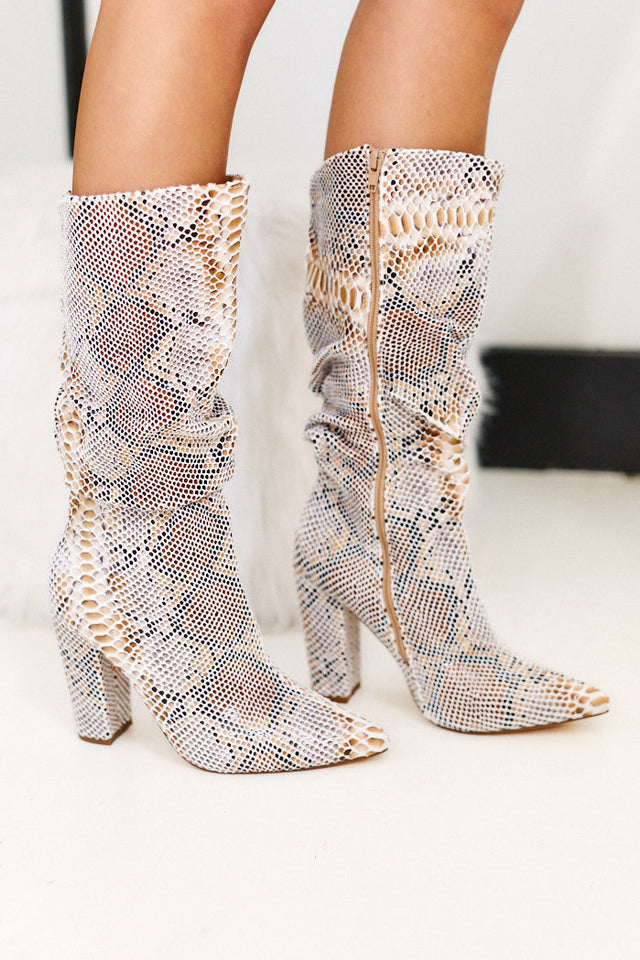 PreOrder Hart Scrunched Boot