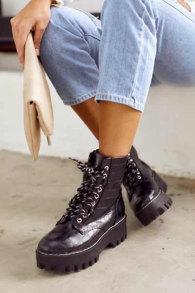 fab'rik - Staging Combat Boots image thumbnail