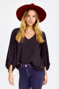 PreOrder Bella Balloon Sleeve Blouse