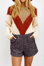 Load image into Gallery viewer, Iggy Herringbone Tweed Shorts