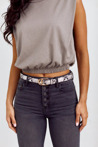 fab'rik - Adley Snakeskin Belt ProductImage-14311741849658