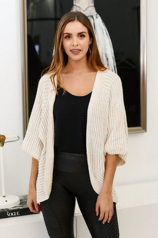 Sansa Knit Cardigan