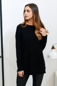 Valley Tunic Sweater