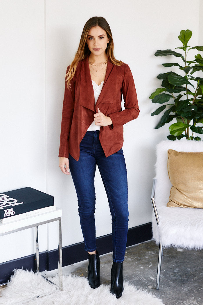 fab'rik - BB Dakota Wade Suede Jacket ProductImage-11488447955002