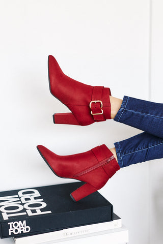 Shopper Booties