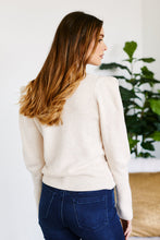Load image into Gallery viewer, Tali Puff Shoulder Wool Sweater