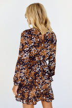 Load image into Gallery viewer, SALE - Leala Floral Mini Dress